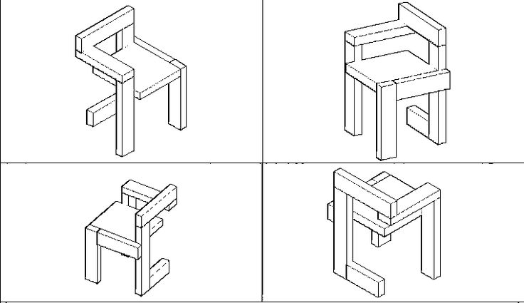 how to draw a 3d chair chairdrawing furniture design sketches drawing how 3d to chair draw a
