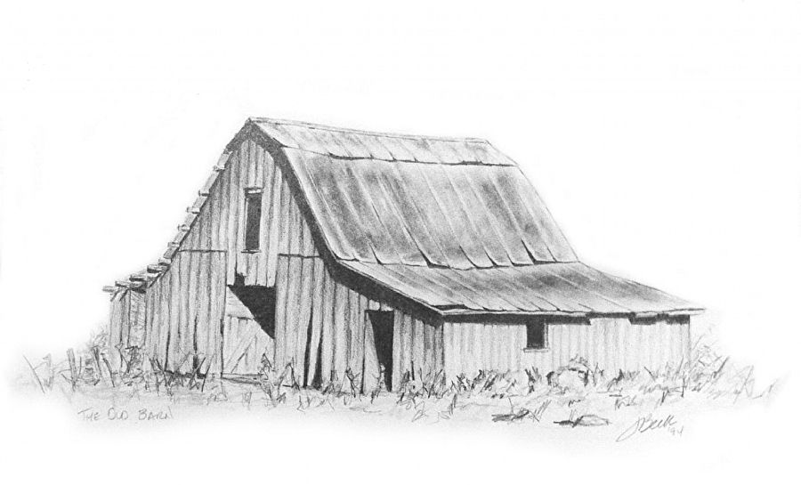 how to draw a barn pencil drawings of old barns old barns drawings old how to draw barn a