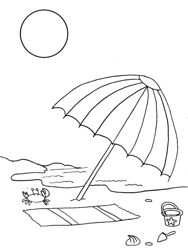 how to draw a beach contemplation at the beach drawing by ray ratzlaff beach to draw how a