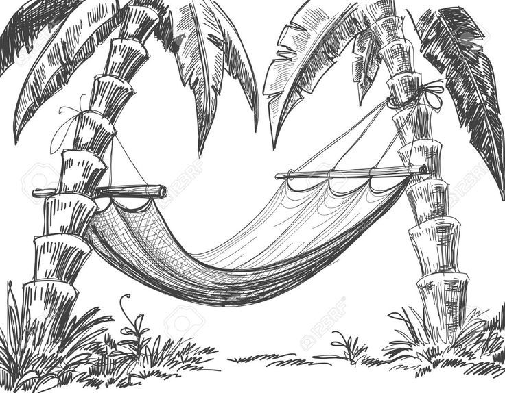 how to draw a beach simple beach drawing at getdrawings free download a beach to how draw