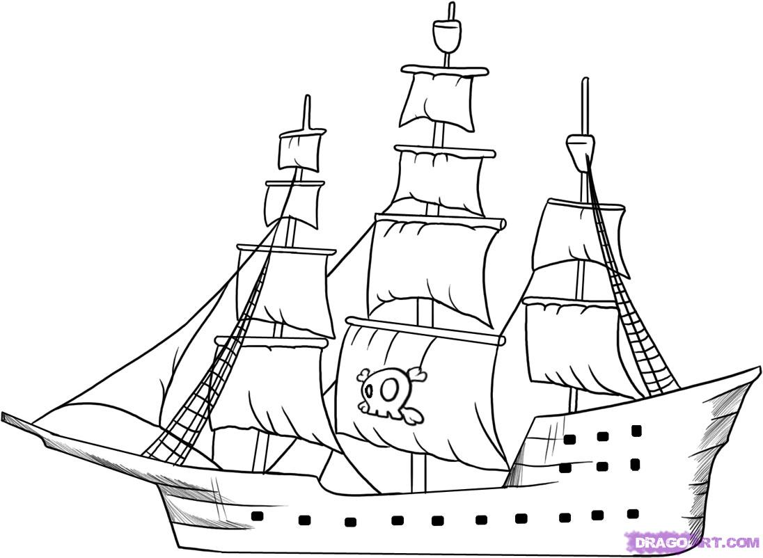 how to draw a boat 26 best ship images on pinterest pirate boats pirate how a to boat draw