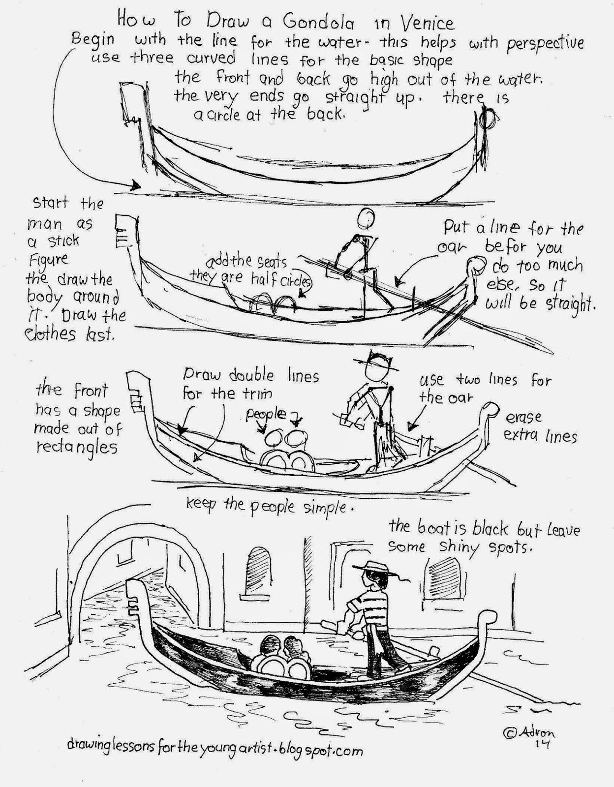 how to draw a boat another author delusional doom blogfest how a draw to boat