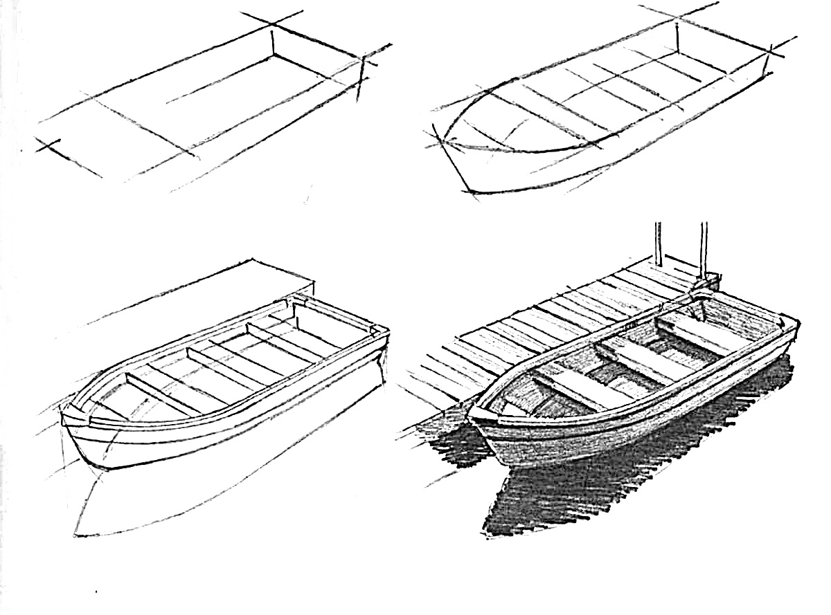 how to draw a boat how to draw a sailing boat sailboat drawing sailboat a boat how draw to
