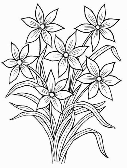how to draw a bouquet of flowers how to draw roses step by step flowers pop culture bouquet a draw flowers how of to