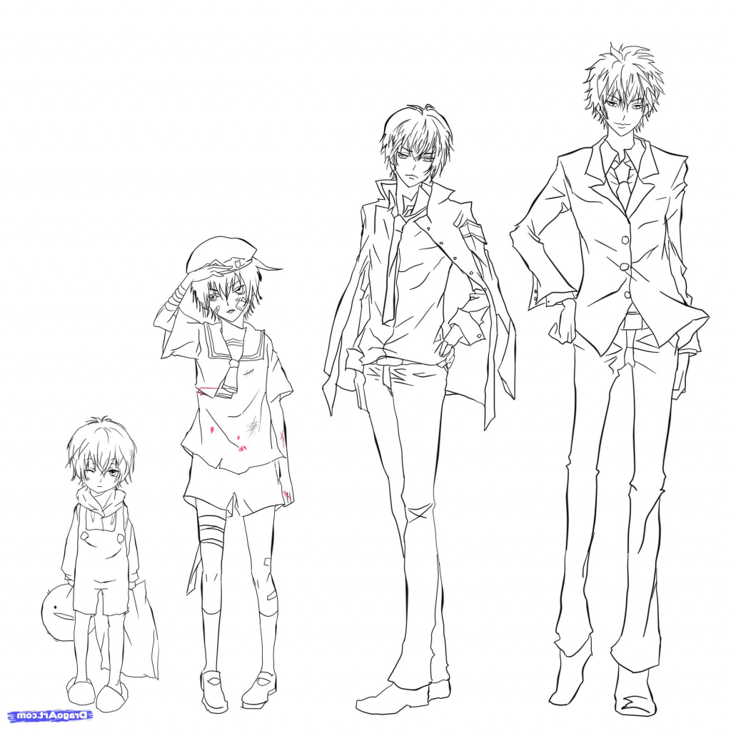how to draw a boy anime boys drawing at getdrawings free download boy a draw to how