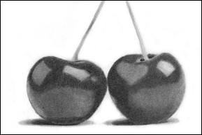 how to draw a cherry online drawing courses pencil realistic pencil drawing draw to cherry how a