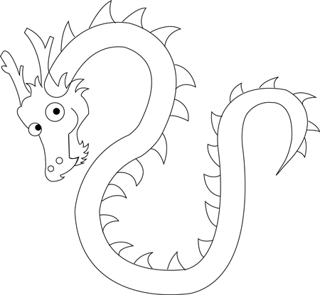 how to draw a chinese dragon how to draw chinese dragons with easy step by step drawing to dragon draw chinese a how