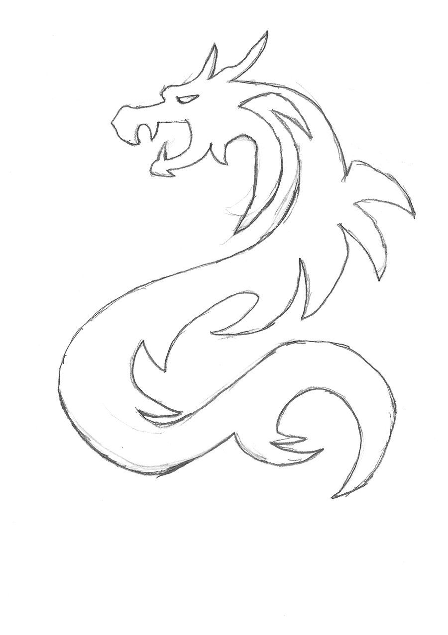 how to draw a chinese dragon images for gt simple dragon sketches dragon sketch draw a chinese dragon how to