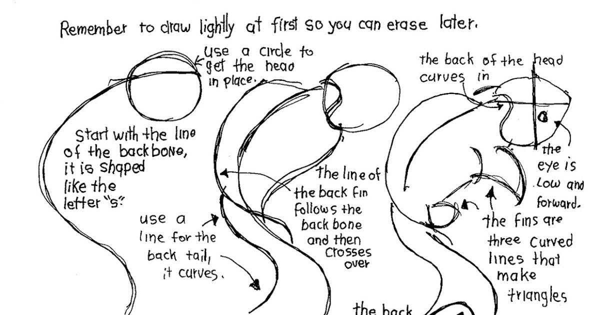 how to draw a fish how to draw a cartoon fish in a few easy steps easy how draw to a fish
