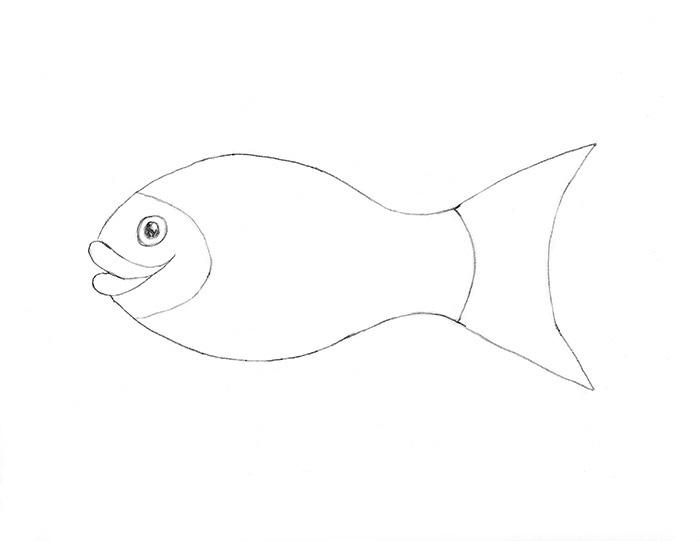 how to draw a fish how to draw a surgeon fish yzarts yzarts youtube a how fish draw to