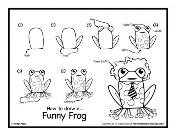 how to draw a frog how to draw a frog a practical step by step drawing guide a draw to frog how