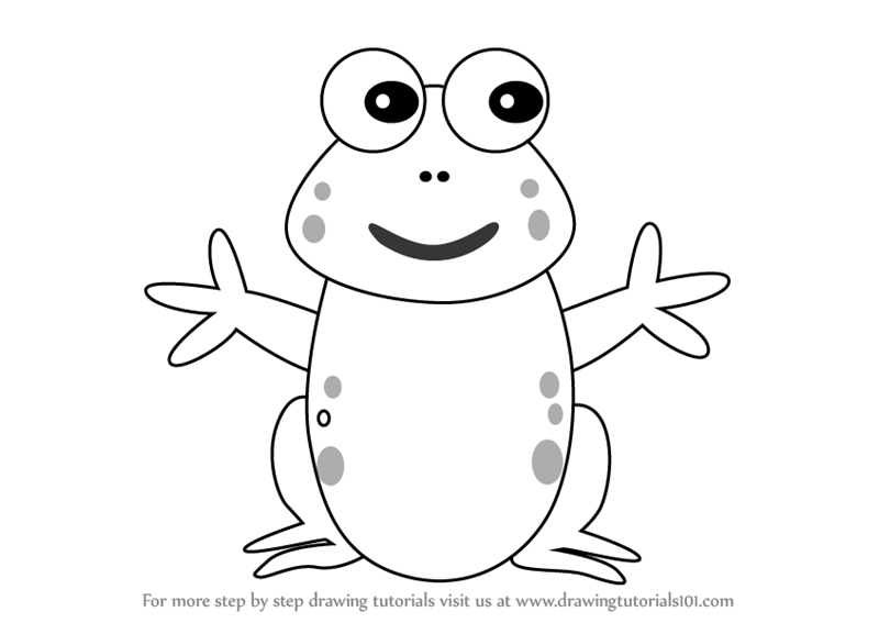 how to draw a frog relentlessly fun deceptively educational plastic cup a to frog how draw