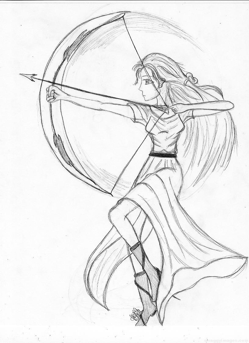 how to draw a goddess anime images anime artemis goddess goddess how a to draw