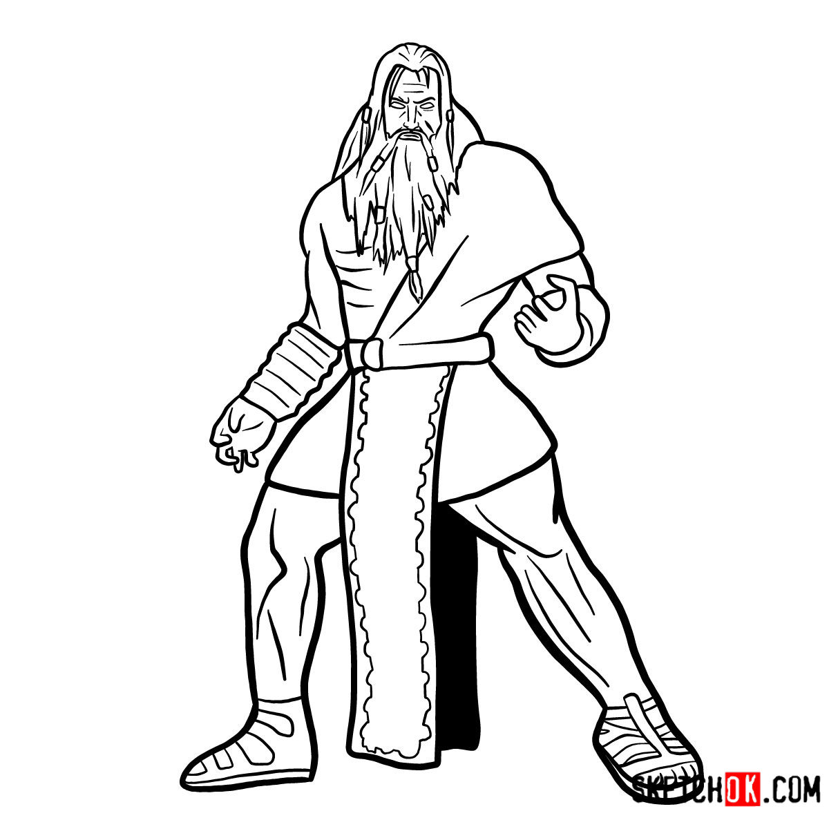 how to draw a goddess greek god poseidon by quotes quotesgram draw a how goddess to