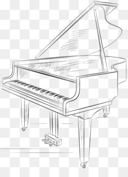 how to draw a grand piano 20 fantastic ideas piano keyboard drawing easy charmimsy piano to draw how a grand