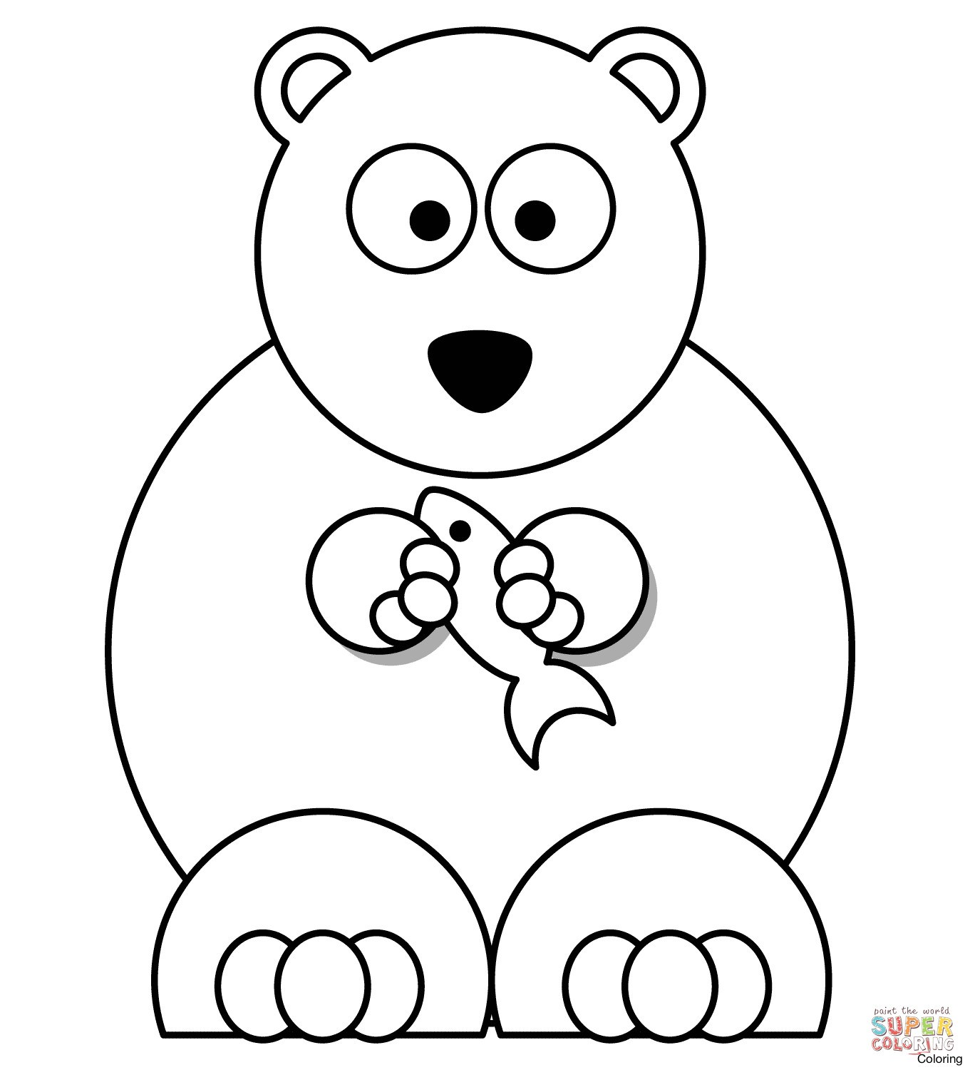 how to draw a grizzly bear face easy bear face drawing at paintingvalleycom explore grizzly how draw to face a bear