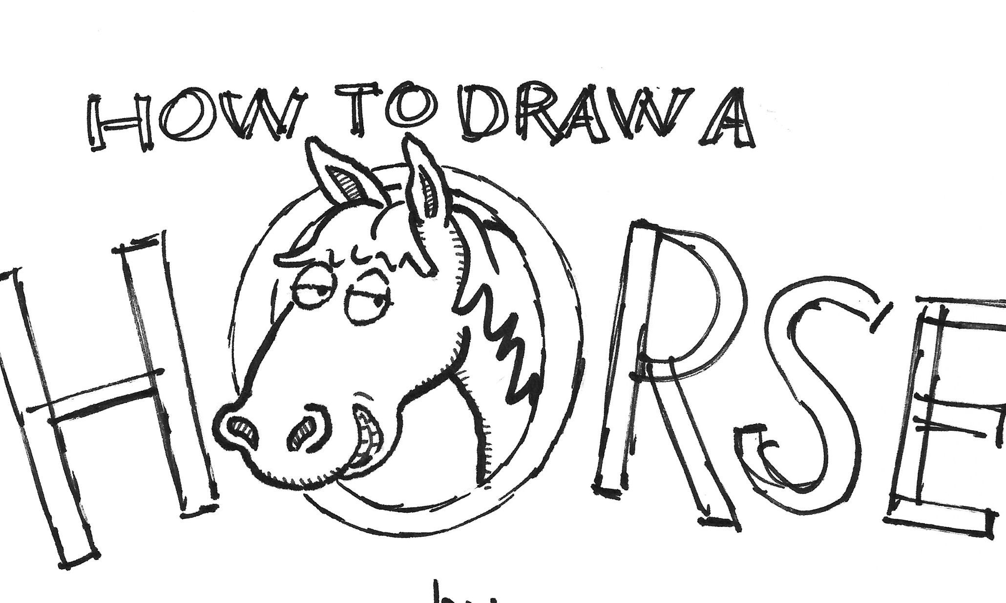 how to draw a horse how to draw a horse schulman art to draw a horse how