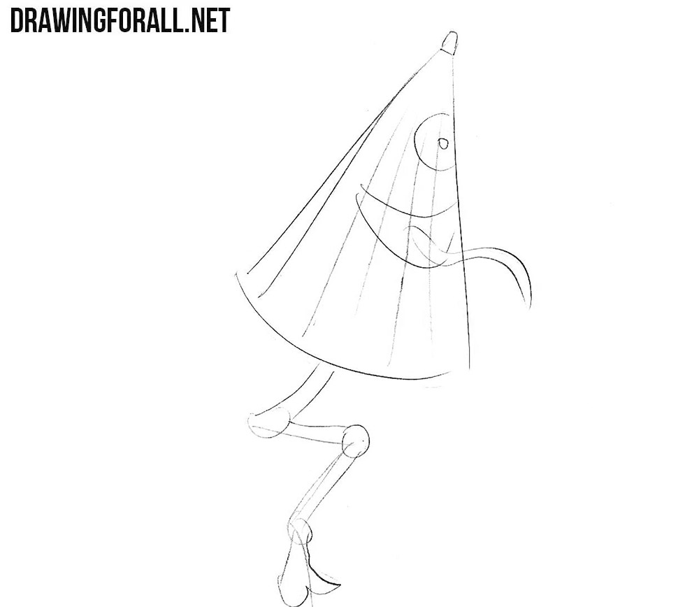 how to draw a japanese how to draw a kasa obake drawingforallnet how draw japanese a to