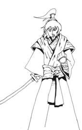 how to draw a japanese how to draw kazemon step by step anime characters anime draw how a to japanese