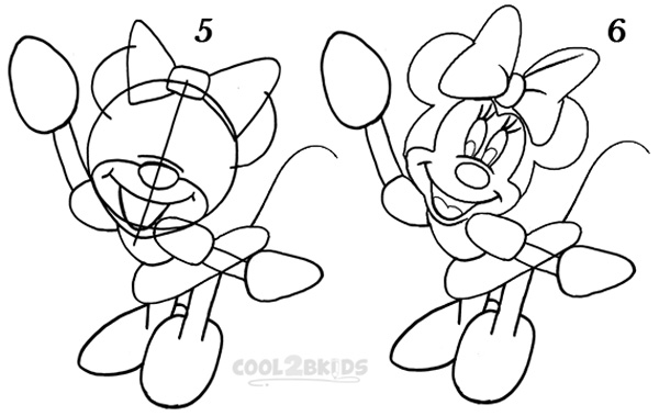 how to draw a minnie mouse steps on how to draw minnie mouse google search a is mouse how a minnie to draw