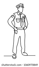 how to draw a police officer police drawing images stock photos vectors shutterstock how draw to police officer a