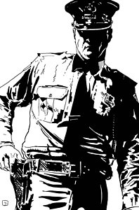 how to draw a police officer police officer drawing at paintingvalleycom explore how a draw officer police to