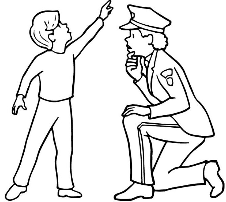 how to draw a police officer police officers drawing at getdrawingscom free for draw a how to police officer