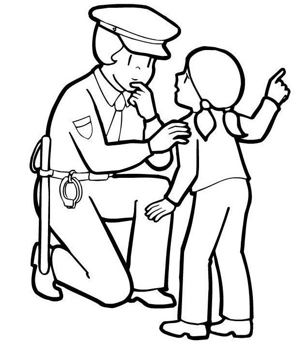how to draw a police officer police officers drawing at getdrawingscom free for officer how draw police to a