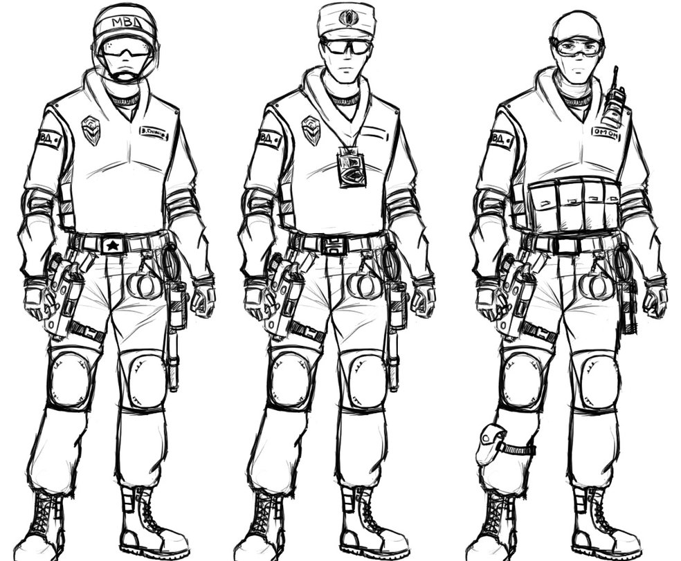 how to draw a police officer police uniform drawing at getdrawings free download to officer how police a draw