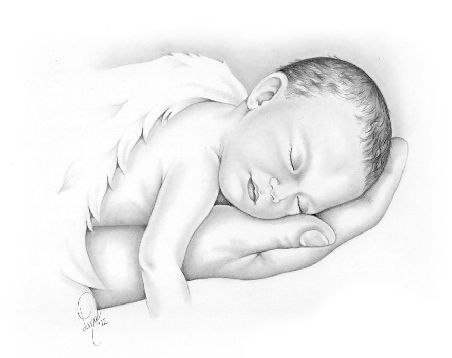 how to draw a real baby 18 baby realistic drawings realistic drawings to baby how a real draw