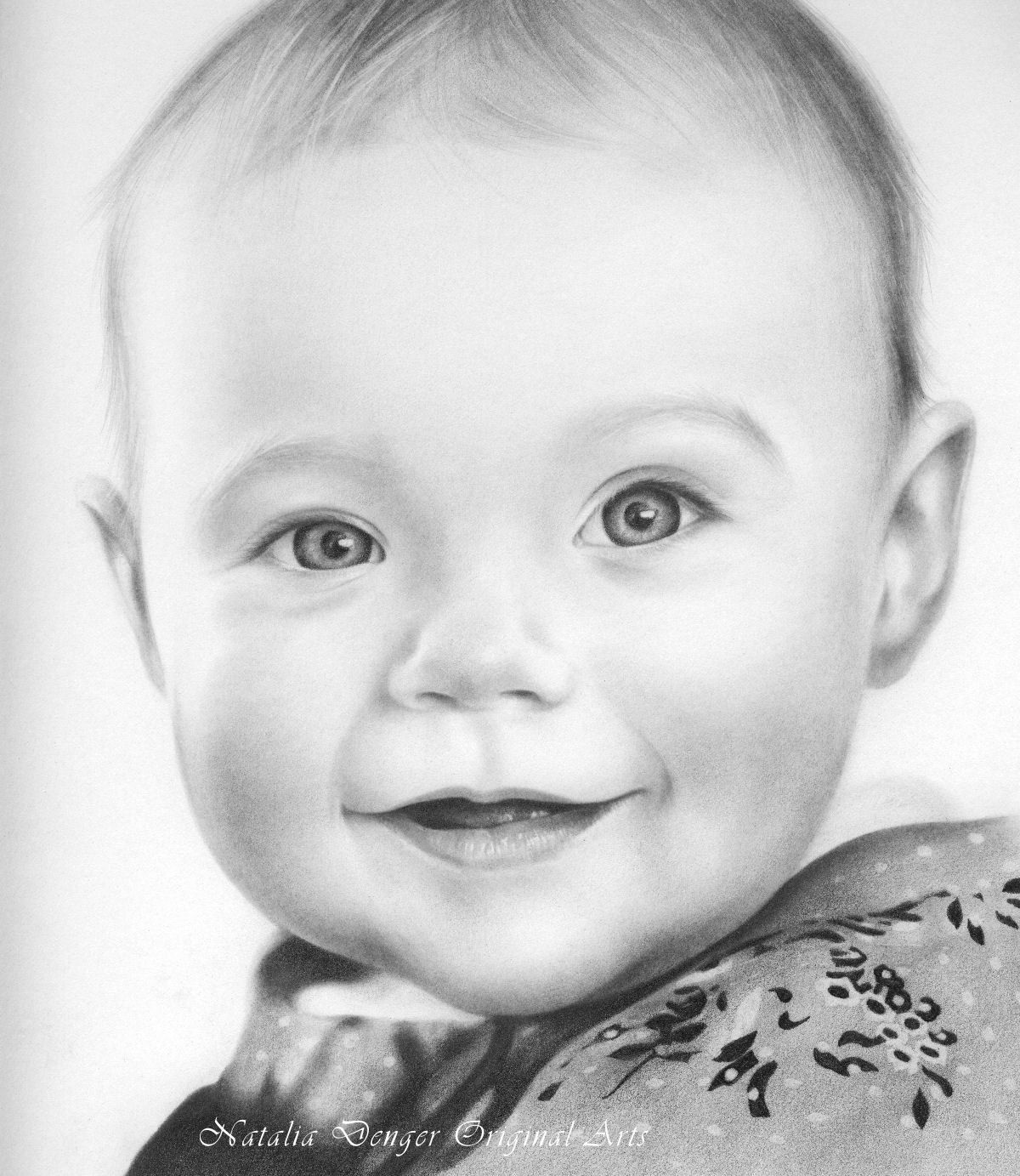 how to draw a real baby baby pencil drawing realistic portrait pencil sketch real baby how to draw a