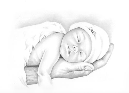 how to draw a real baby free baby drawings download free clip art free clip art draw to real baby a how