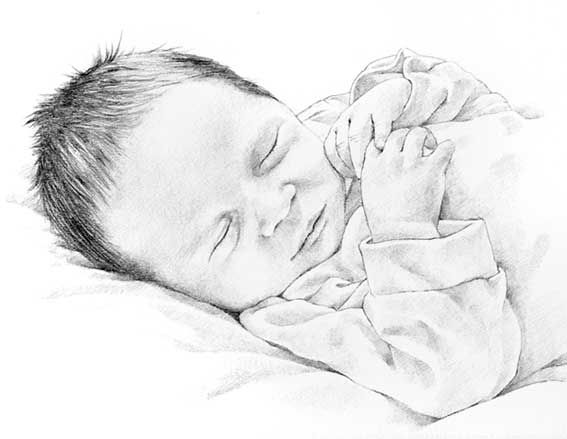 how to draw a real baby how to draw a baby with charcoal youtube how real a draw baby to