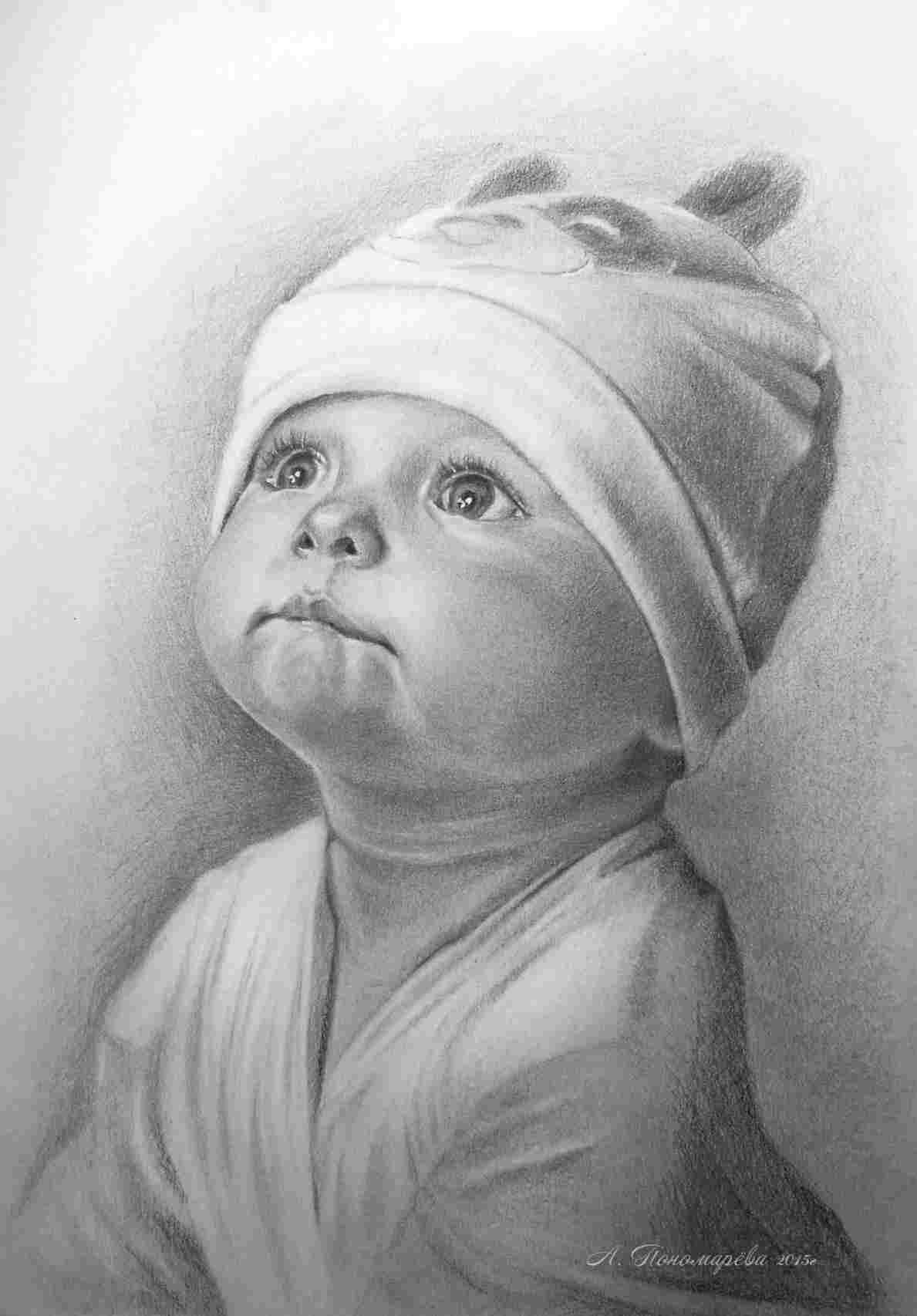 how to draw a real baby how to draw a realistic baby step by step realistic draw real a how to baby