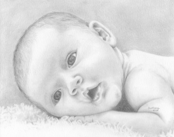 how to draw a real baby how to draw a realistic baby step by step realistic how a real to baby draw