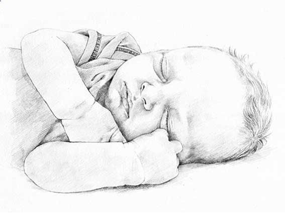 how to draw a real baby how to draw a realistic baby step by step realistic real to baby draw how a
