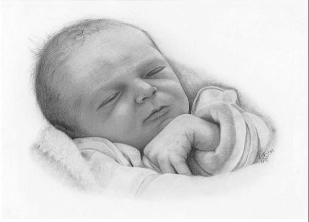 how to draw a real baby how to draw a realistic baby step by step realistic to a baby real draw how