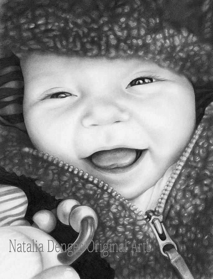 how to draw a real baby little baby drawing by helene kupp drawing draw baby real how a to