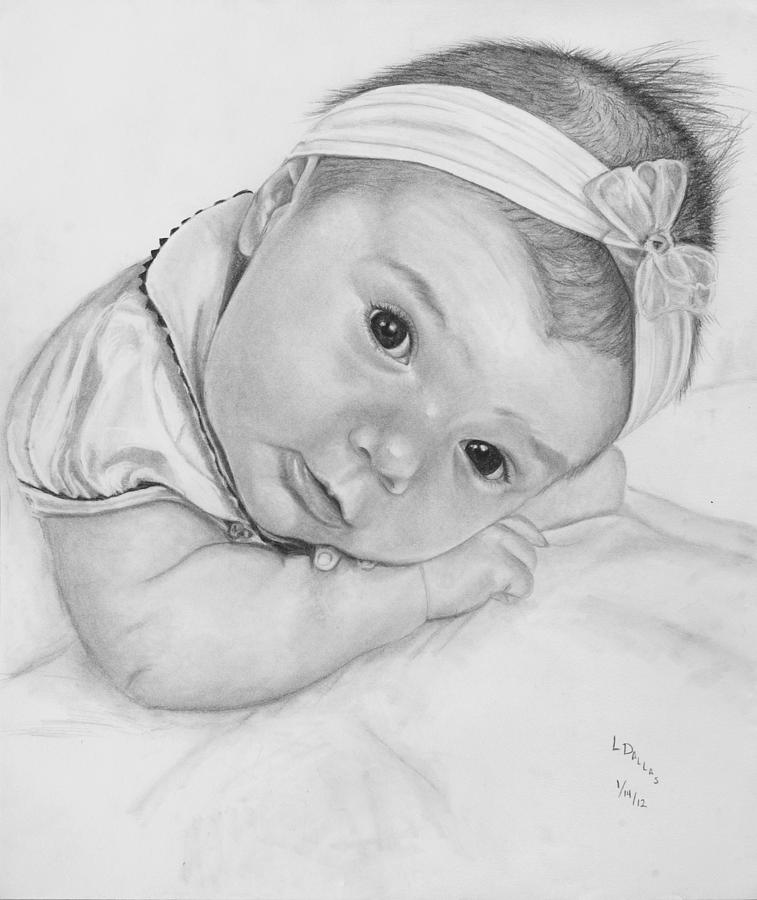 how to draw a real baby realistic baby drawing at paintingvalleycom explore to draw a how real baby