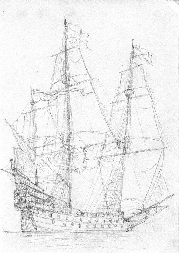how to draw a spanish galleon galleon drawing at getdrawings free download a to how galleon draw spanish