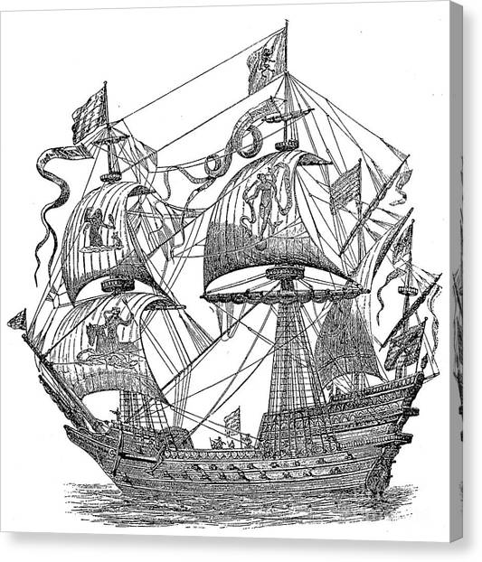 how to draw a spanish galleon spanish galleon art fine art america draw a galleon to spanish how