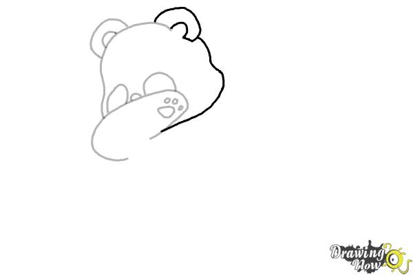 how to draw a step by step panda how to draw chibi panda step by step cartoon network step draw to by how step panda a