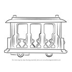 how to draw a trolley car crawford messenger how the trolley arrived at conneaut to draw trolley how car a