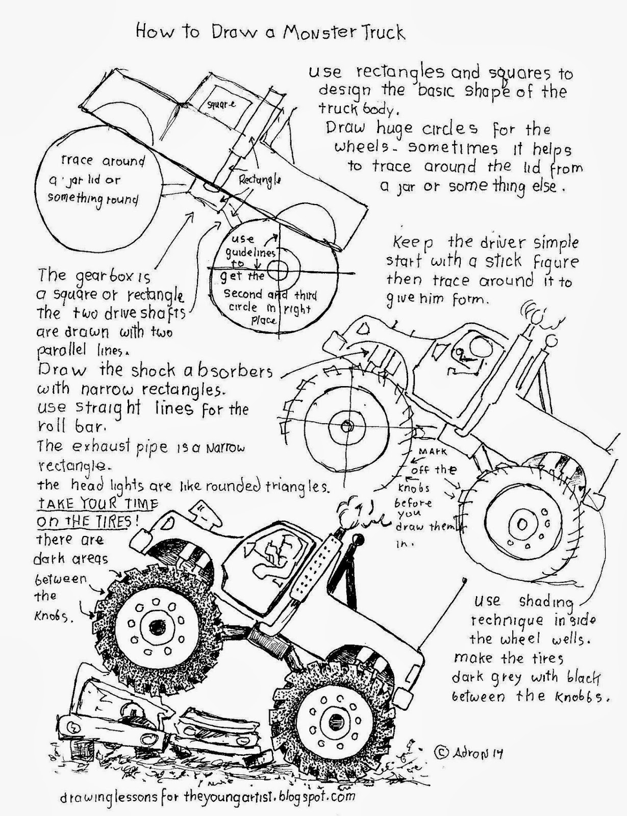 how to draw a truck how to draw a dodge ram truck a to draw how