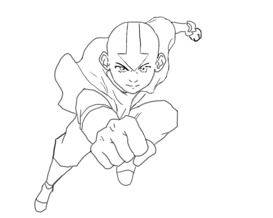 how to draw aang how to draw aang step by step nickelodeon characters to draw aang how