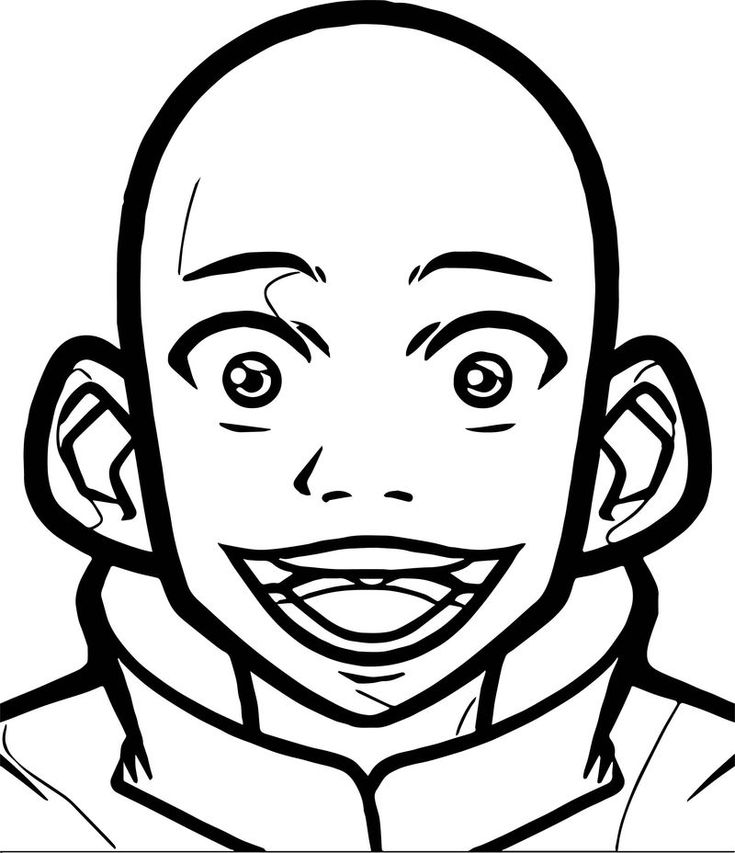 how to draw aang ll how to draw aang easy tutorial drawing avatar aang aang draw how to
