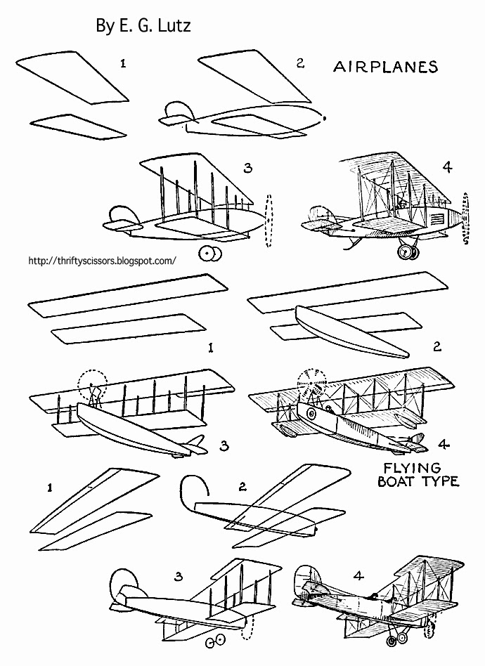 how to draw an airplane step by step draw a single engine airplane by spacefem on an how by draw to step airplane step