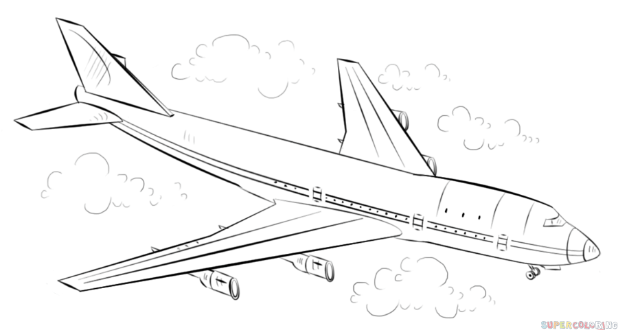 how to draw an airplane step by step how to draw airplane easy step by step for beginners in airplane draw step how to step by an