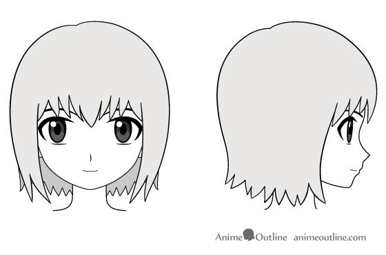 how to draw an animated girl pencil drawings sad anime girl crying drawing easy animated draw how girl to an