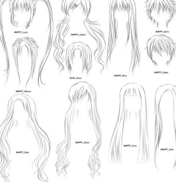 how to draw an anime girl step by step animated people drawing at getdrawings free download girl how to step an draw step by anime